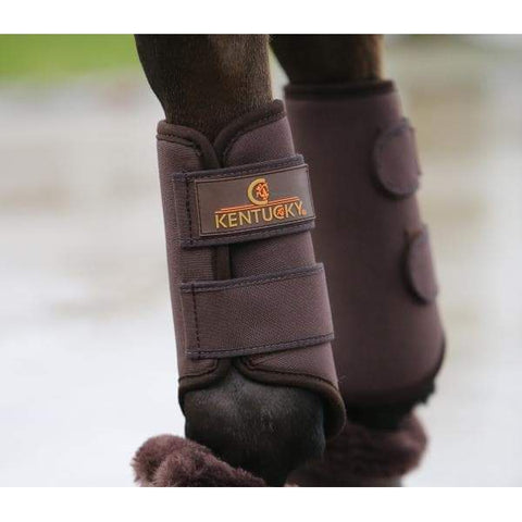 Kentucky 3D Spacer Turnout Front Boots