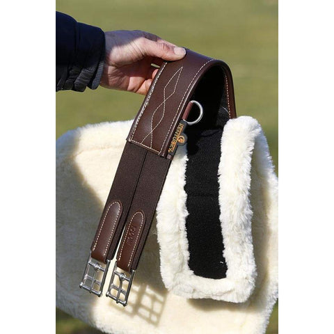 Kentucky Sheepskin Stud Girth