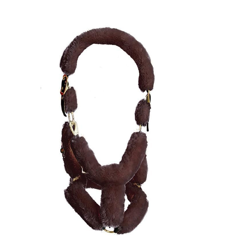 Sheepskin Shipping Halter
