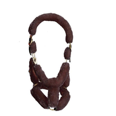 Image of Sheepskin Shipping Halter