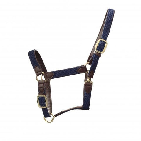 Image of Kentucky Plaited Nylon Halter