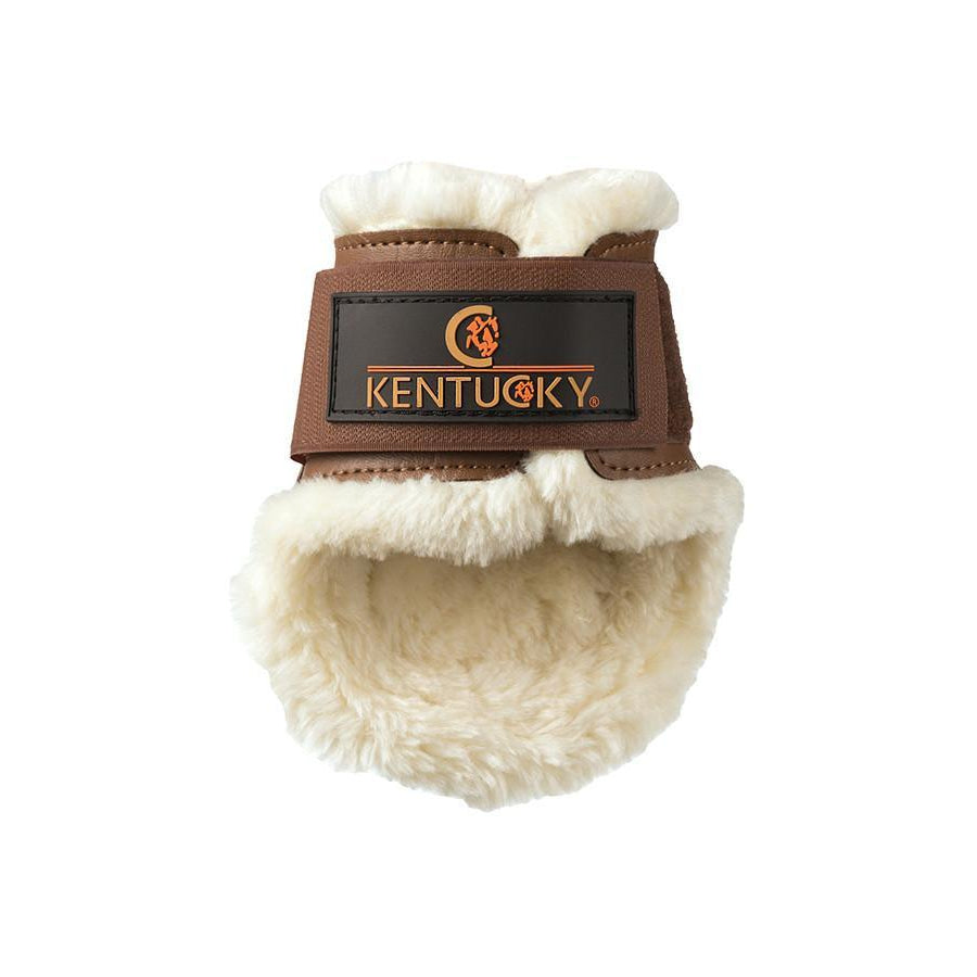 Sheepskin Fetlock Young Horse Hind Boots