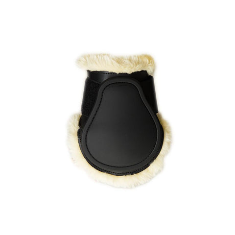 Image of Sheepskin Fetlock Young Horse Hind Boots