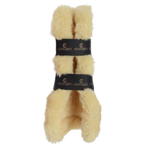 Image of Sheepskin Tendon Elastic Boots