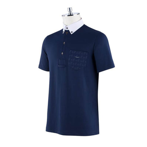 Animo ACCI Mens Short Sleeve Competition Polo