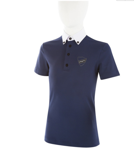 Animo SS20 Boys AMLETO Competition Polo