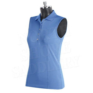 Animo BRANDY/18 Ladies Sleeveless Polo Shirt