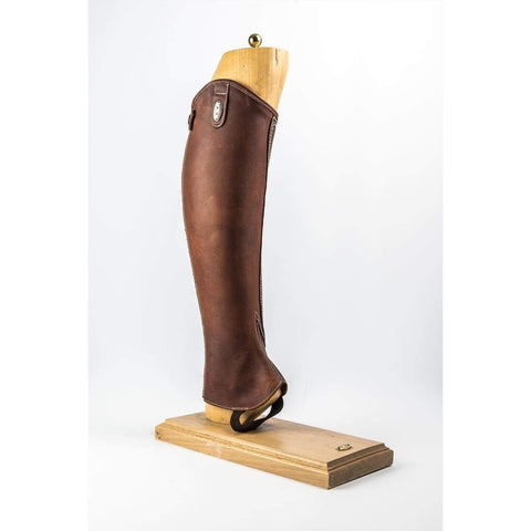 Secchiari BELGIO Grained Leather Mini Chaps
