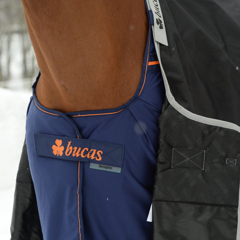 Image of Bucas Recuptex Therapy Rugs - normal and light varieties