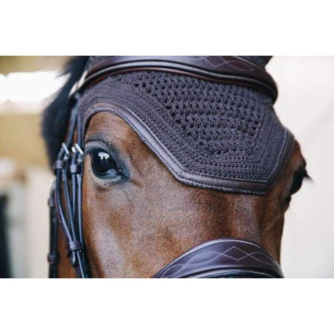 Kentucky Wellington Leather Soundless Fly Veil