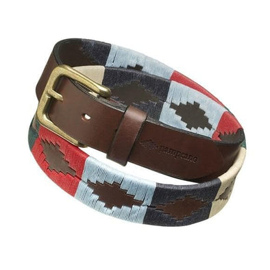 Pampeano 'Multi' Argentinian Polo Belt