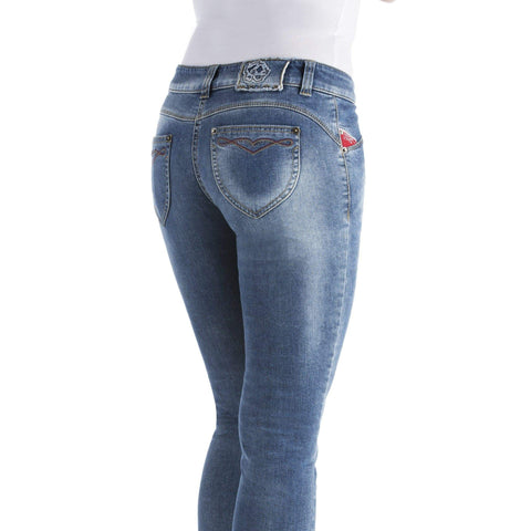 Image of Animo NUTTE SLIM Ladies Casual Jeans