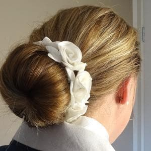 SD-Design Rose Scrunchie