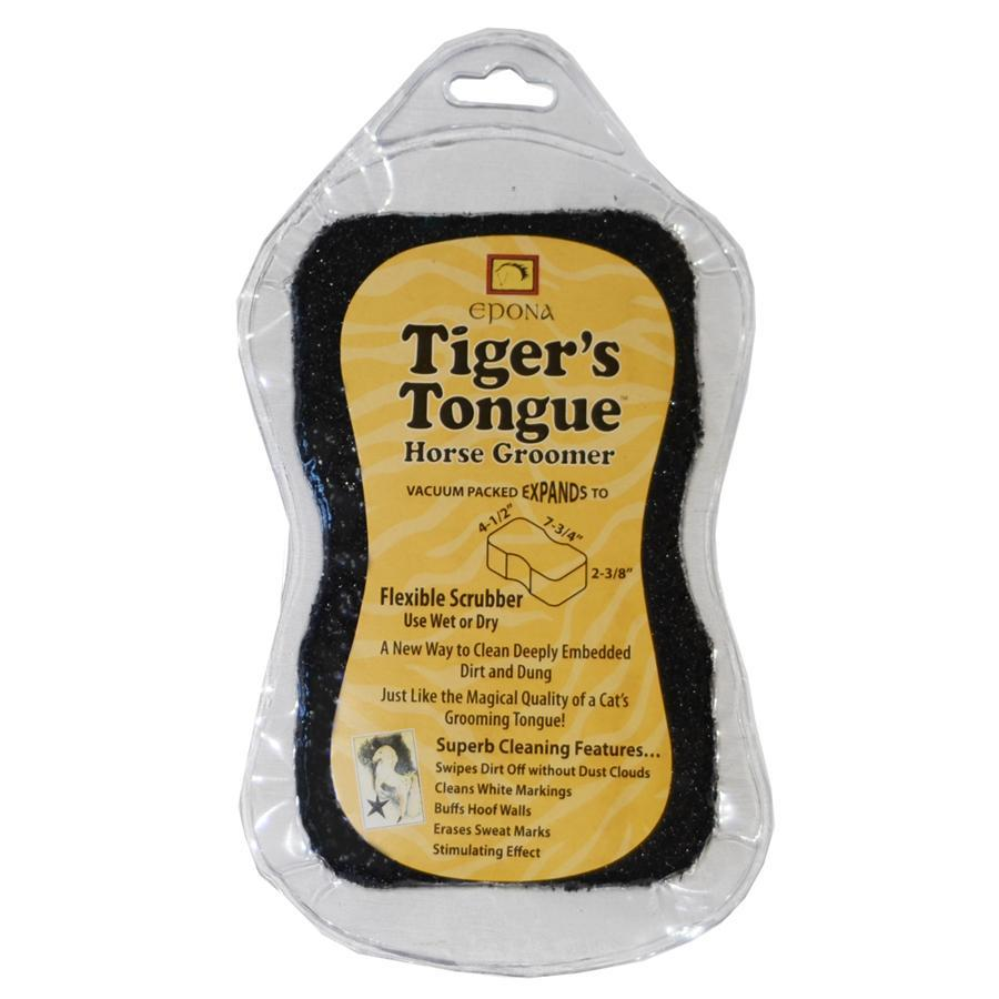 Tiger's Tongue Horse Groomer