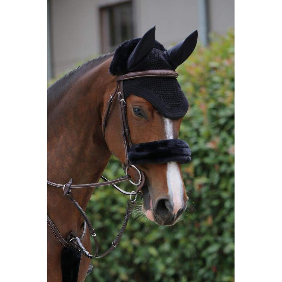 Kentucky Sheepskin Noseband Covers