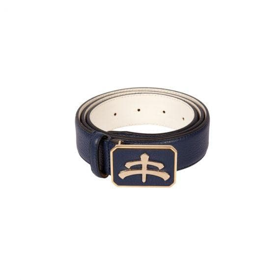 Makebe Leather and Brass Belts