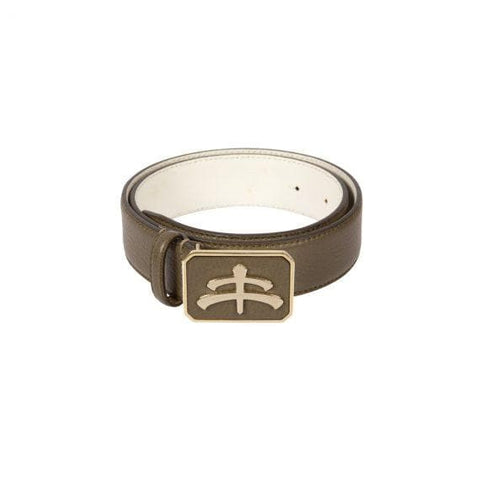 Image of Makebe Leather and Brass Belts