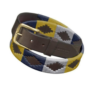Pampeano 'Cometa' Argentinian Polo Belt