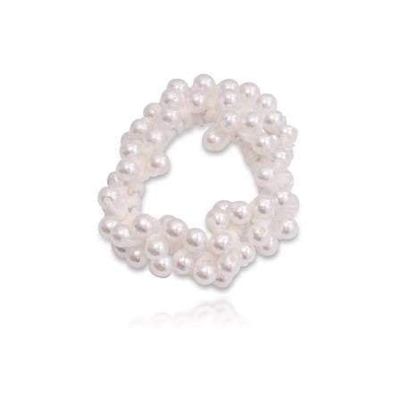 Image of SD-Design Pastel Pearl Scrunchie