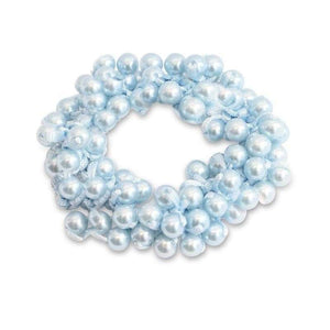 SD-Design Pastel Pearl Scrunchie