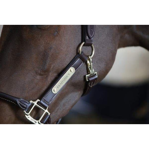 Image of Kentucky Leather Anatomic Halter