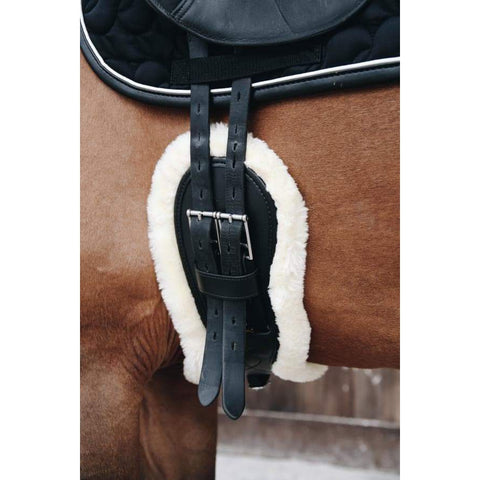 Kentucky Sheepskin Anatomic Short Girth