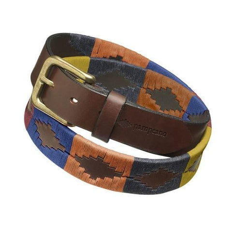 Pampeano 'Moreno' Argentinian Polo Belt