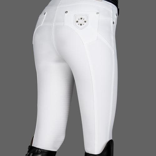 Equiline SS18 Nadia Ladies Half Grip Breeches