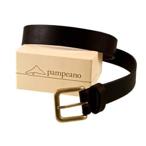 Pampeano Plain Leather Belts