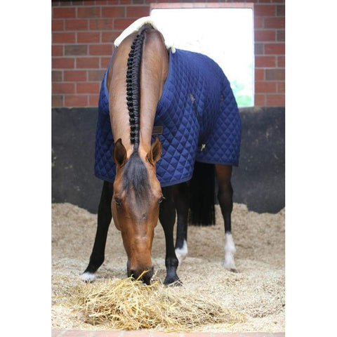 Image of Kentucky Stable Rug - Navy