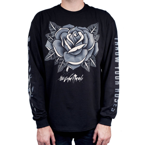 TCM Throw Your Roses Longsleeve