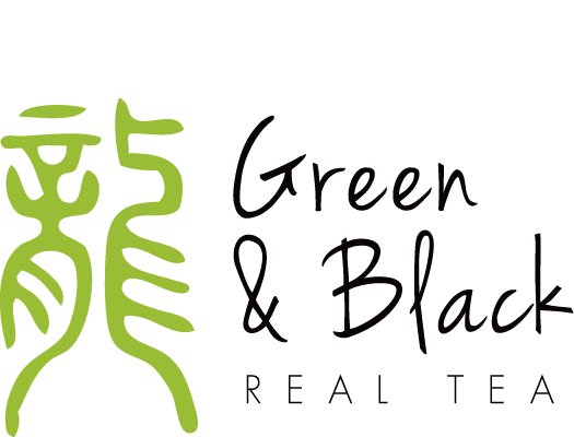 Green and Black Real Tea