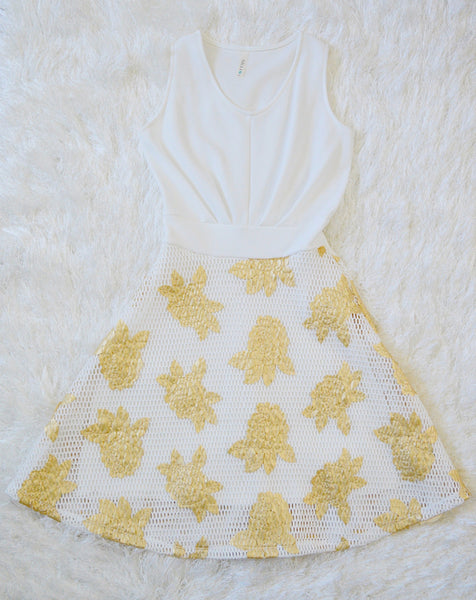 'Worth More Than Gold' Dress