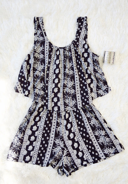 'Take Me Out' Romper