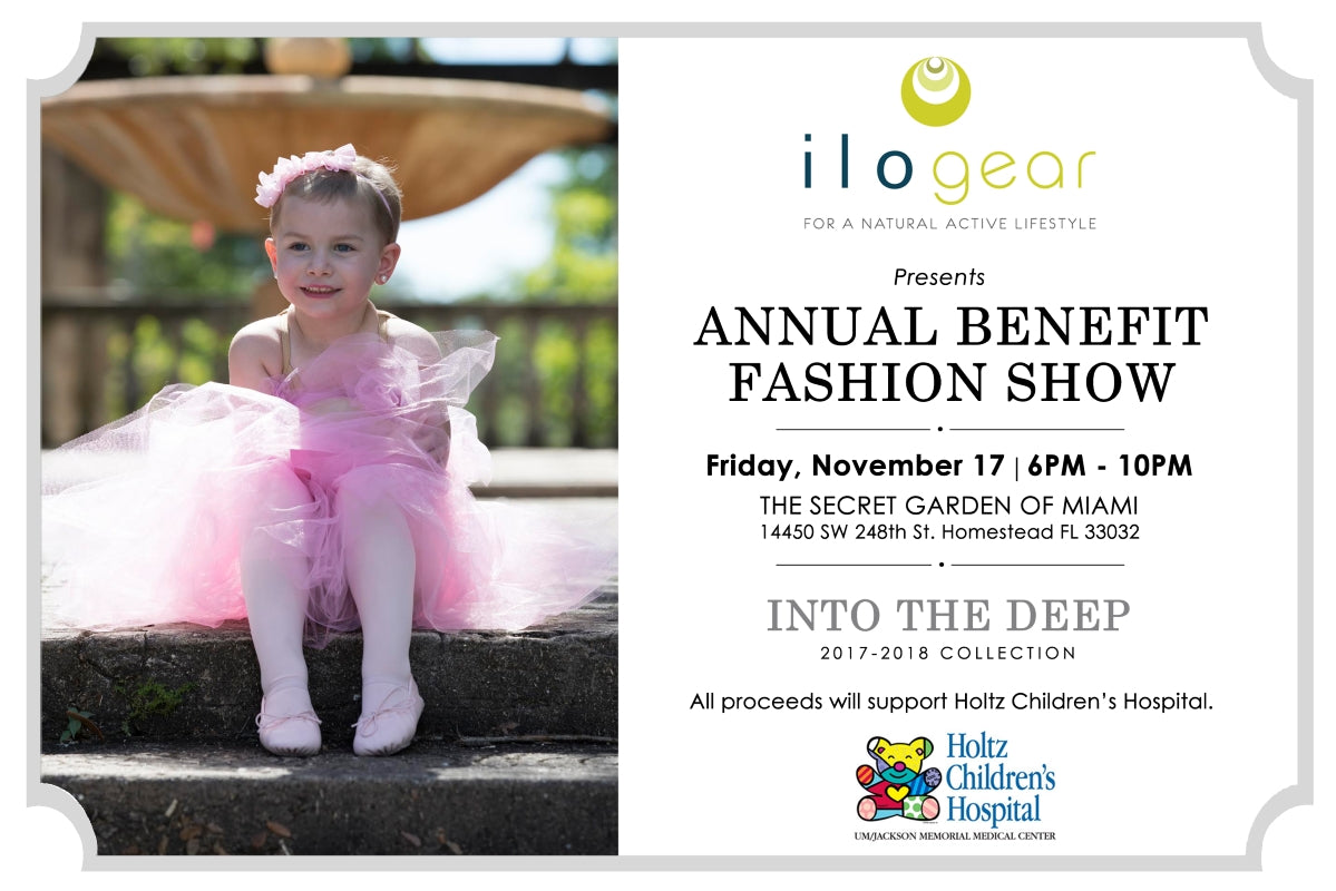 2017 Ilogear Benefit Fashion Show - November 17th