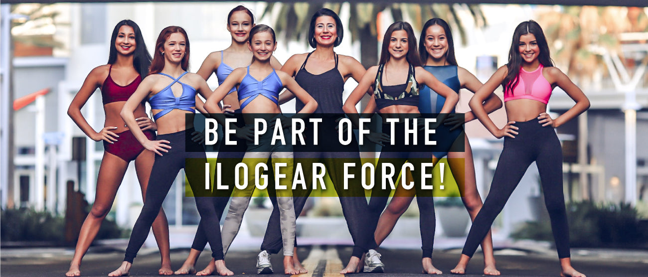 Ilogear Ambassador Application Form
