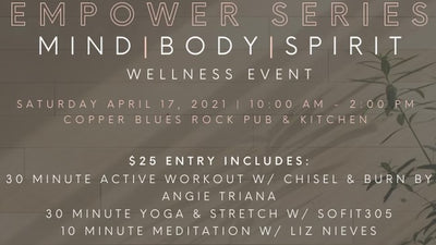 MIND-BODY-SPIRIT EVENT