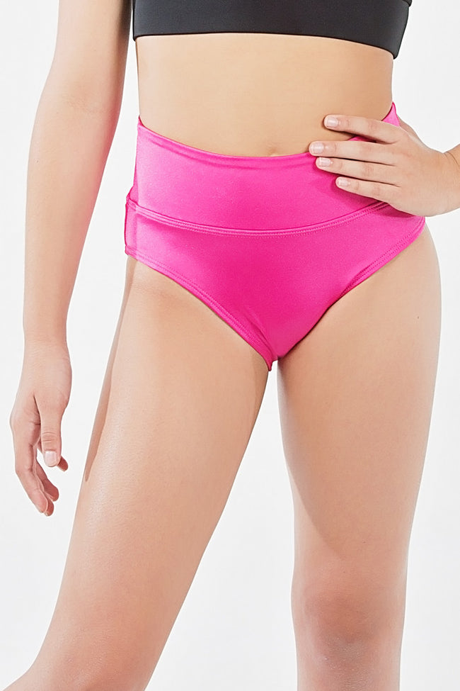 ilogear - high quality dancewear - Isa Briefs (Pink)