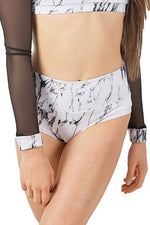 ilogear - high quality dancewear - Isa Briefs (Marble)