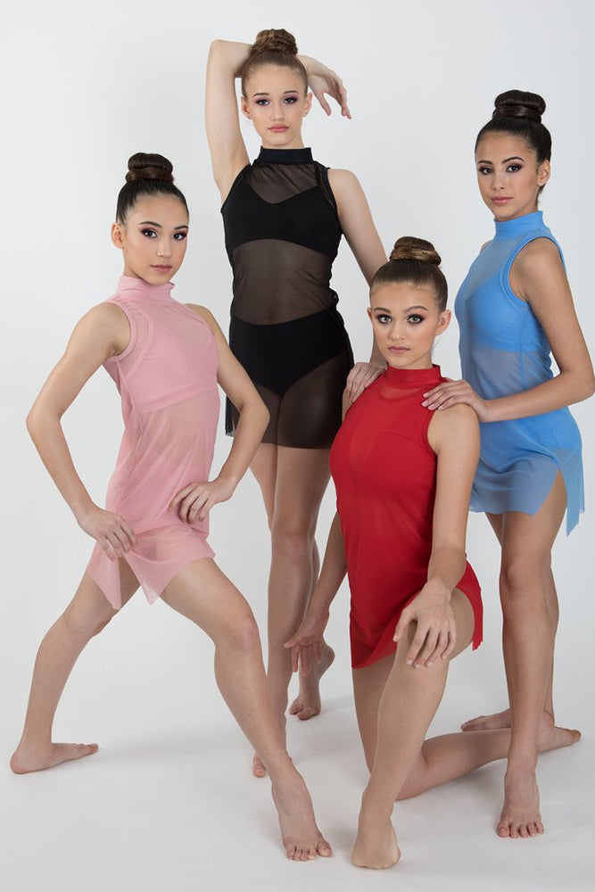 Lilly Mesh Dress - Dancewear