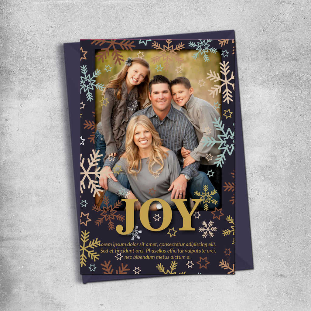 Holiday Announcement & Invitation cards