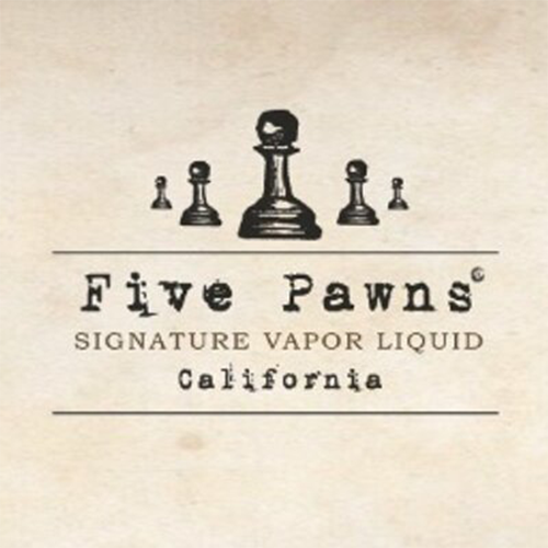 five pawn signature vapor liquid california new zealand