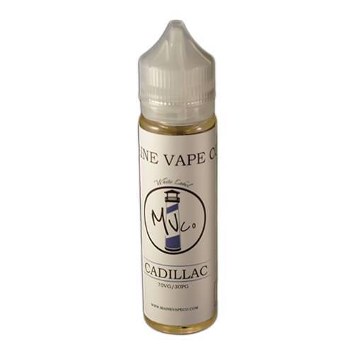 White Label by Maine Vape Co - Cadillac