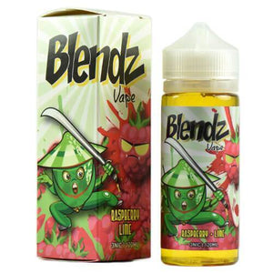 Blendz Vape - Raspberry Lime
