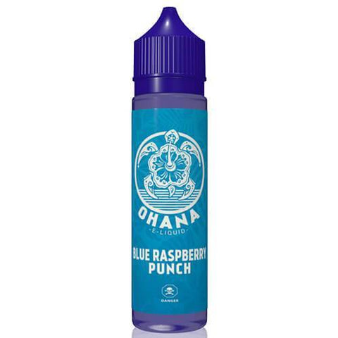 Ohana eJuice - Blue Raspberry Punch