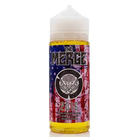 The Merge E-Liquid - 2016 (NZ-Stock)