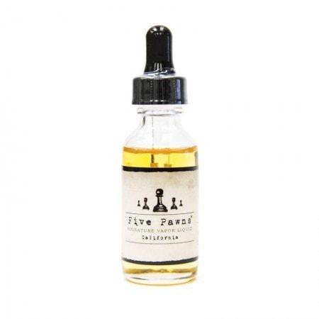 Five Pawns eLiquid - Gambit
