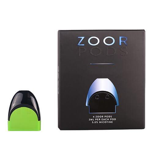 Zoor Vapor - Zoor Pods - Apple (NZ-STOCK)