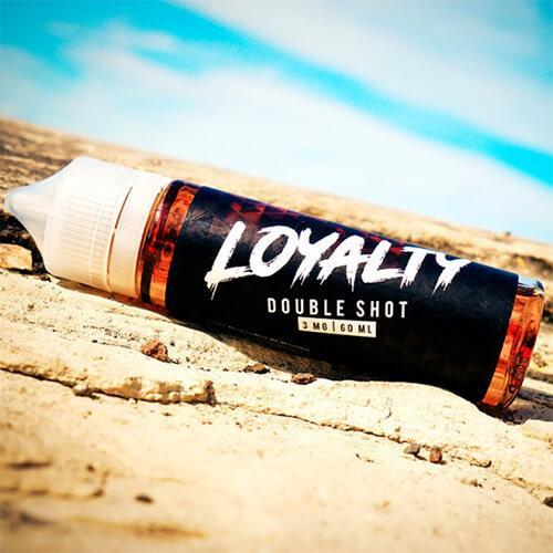 Loyalty eJuice - Double Shot