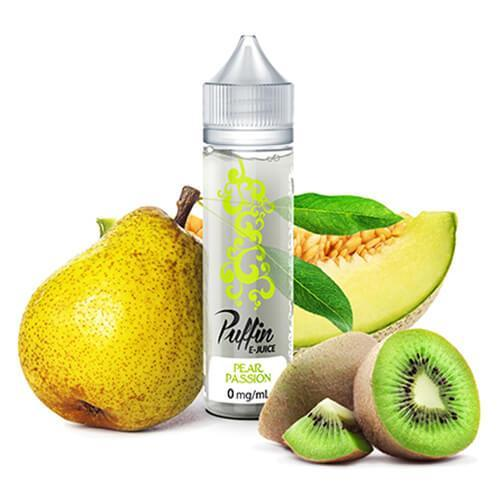 Puffin E-Juice - Pear Passion